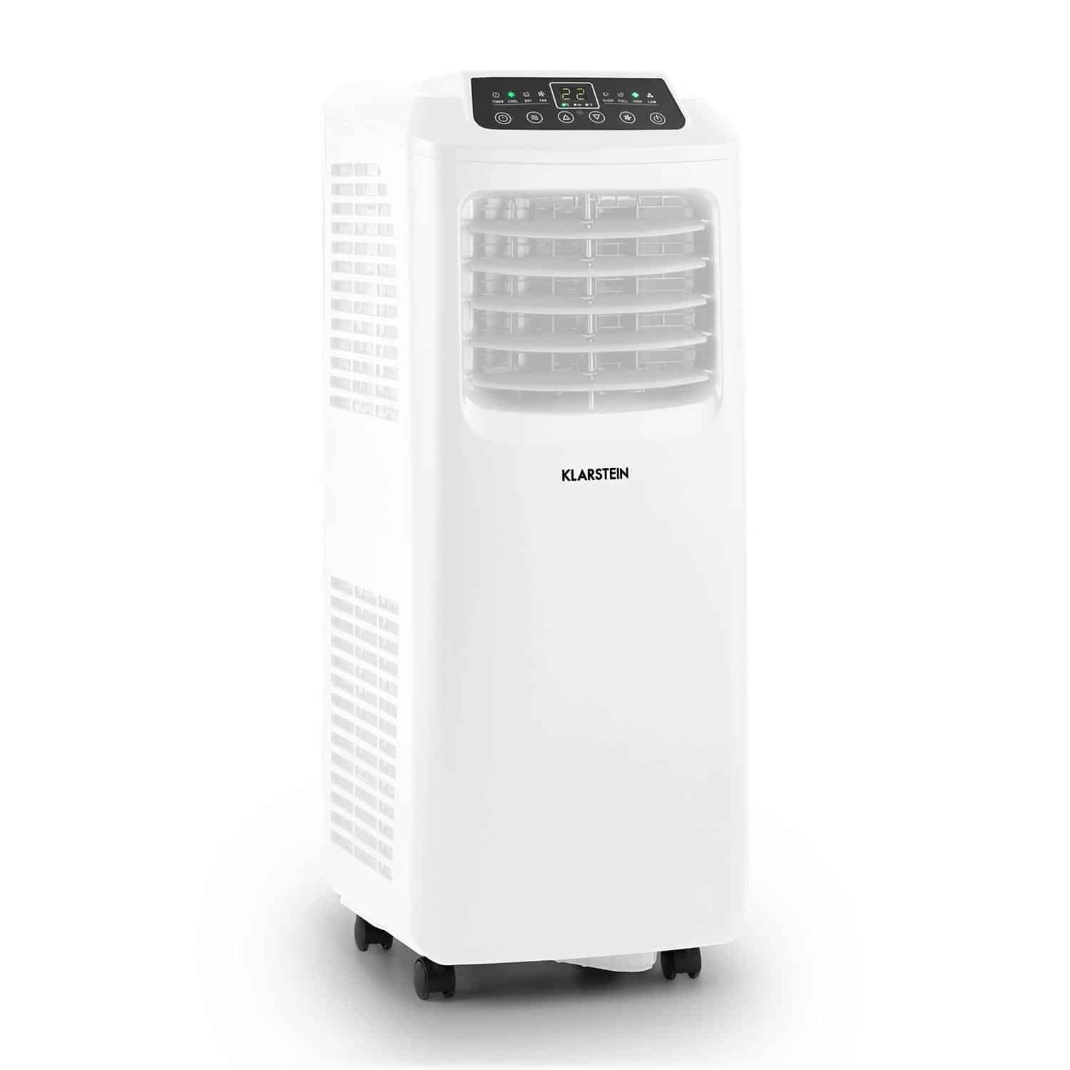klarstein pure blizzard 3 2g 3 in 1 klimaanlage 7000 btu test. Black Bedroom Furniture Sets. Home Design Ideas